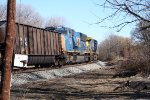 CSX V636-16 in Shenandoah Junction