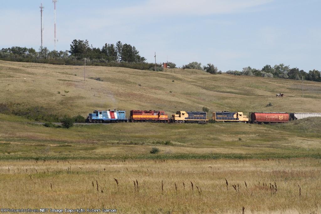 Short Line Railroading on the Prairie
