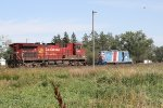 Road Power and the Local Grain Elevator Switcher