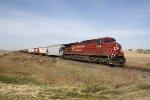 Mixed Freight on the Prairie