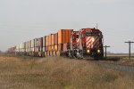 Light Power on an Intermodal Train