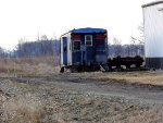 Unidentified Caboose