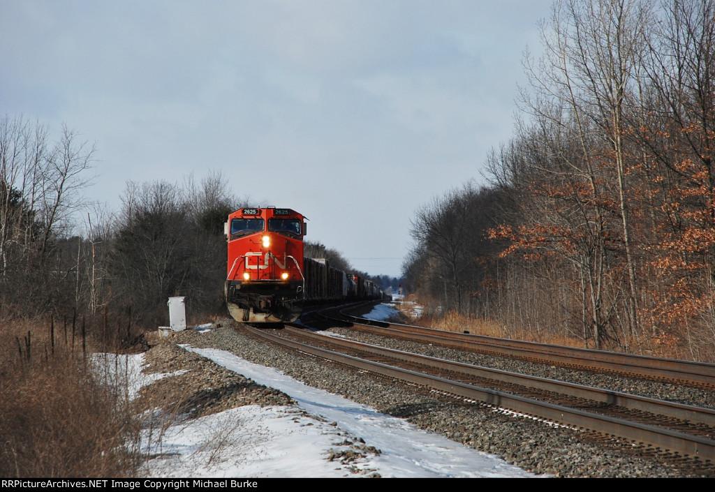 Q386 Eastbound