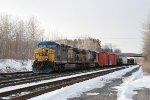 L426 heads east through CP-SK