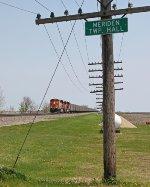 BNSF 6167 West