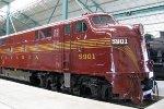Pennsylvania Railroad No. 5901 GM-EMD E7