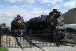 Pennsylvania Railroad No. 3750, 4-6-2 and Pennsylvania Railroad No. 6755, 4-8-2