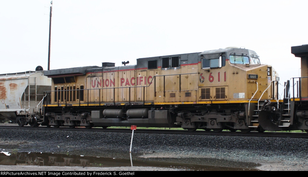 UP 6611