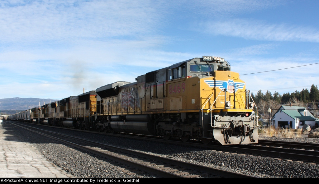 Unit Grain Train