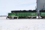 BNSF 2963