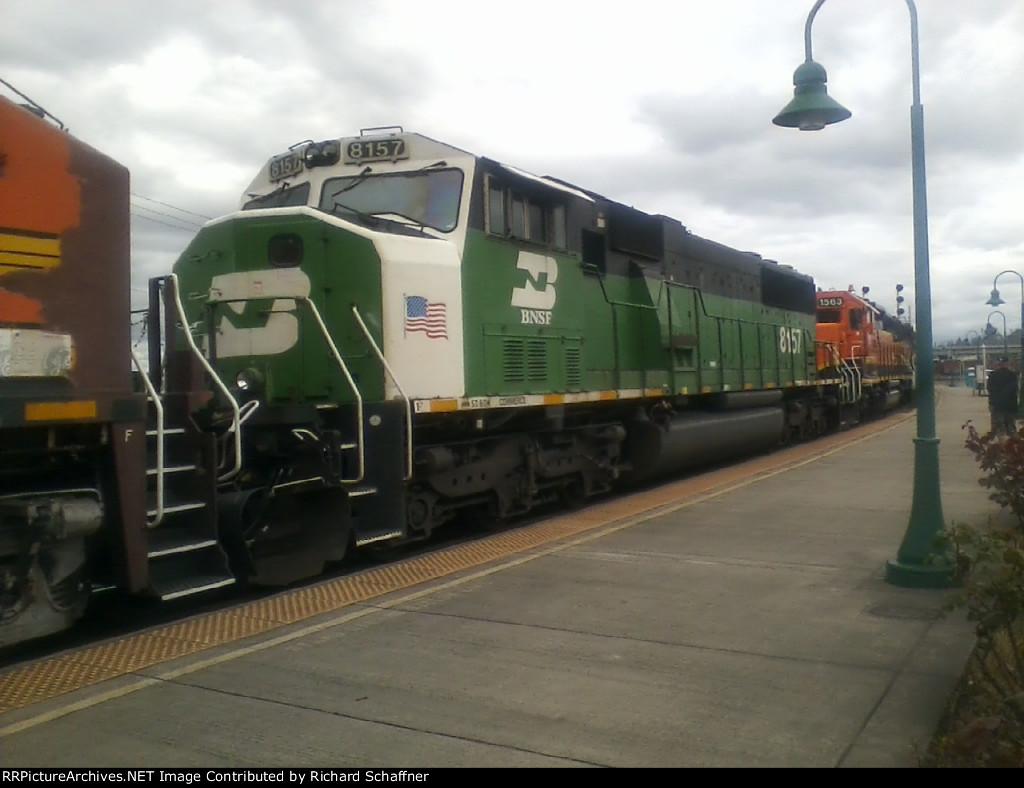 BNSF 8157