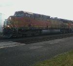 BNSF 5681