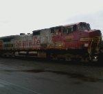 BNSF 600