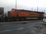 BNSF 7228  yeah yeah I need something better than an old cell phone for pics
