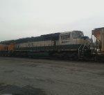 BNSF 9576