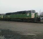 BNSF 8170