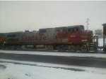 BNSF 676
