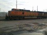 BNSF 5205