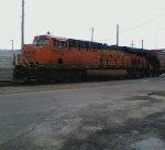 BNSF 7909