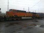 BNSF 5667