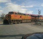 BNSF 5034