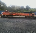 BNSF 9252 abit foggy for a good pic but I love Aces