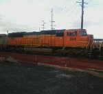 BNSF 264 Formerly bnsf 8264. The renumbering has begun so the new Gevos will be getting numbered in the 8000s