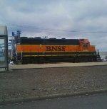 BNSF 2878