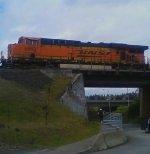 BNSF 5860