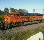BNSF 9395