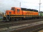 BNSF 1512