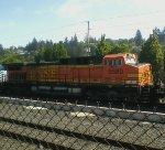 BNSF 5680