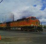 BNSF 5322