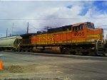 BNSF 4955