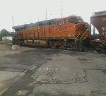 BNSF 6670