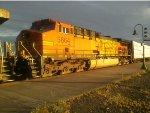 BNSF 5664