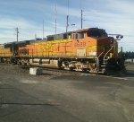 BNSF 4689