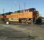 BNSF 9266