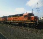 BNSF 1564