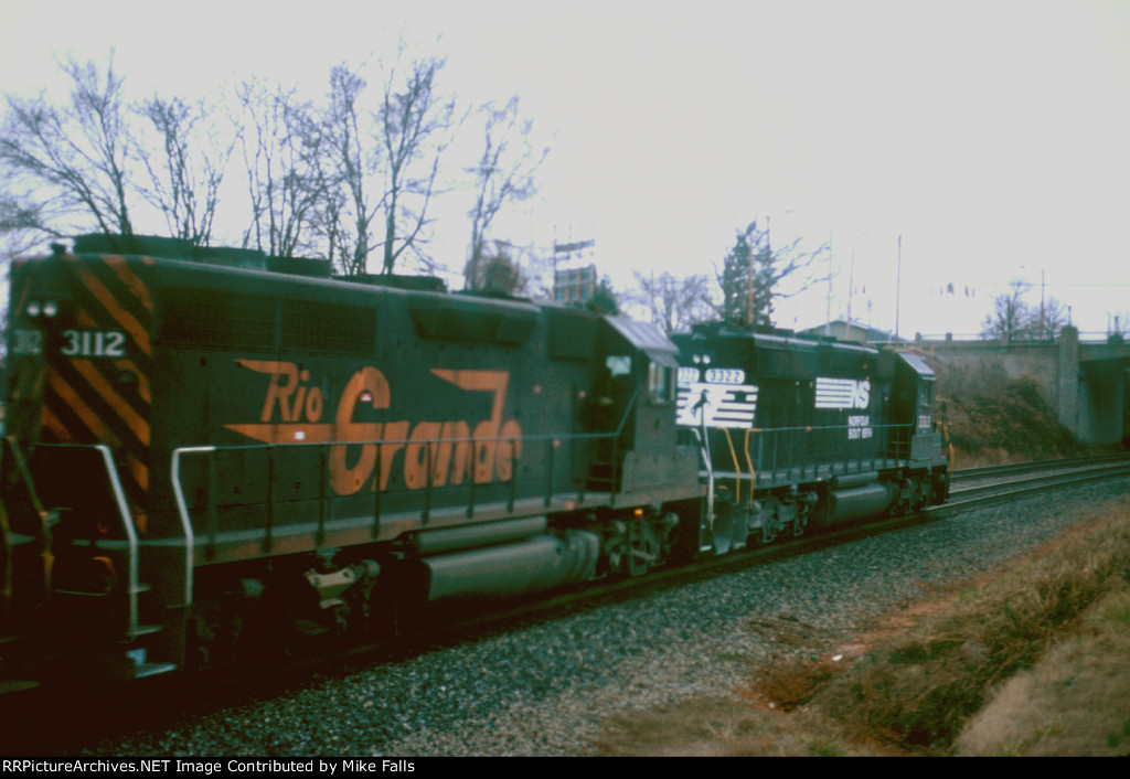 NS3322/RioGrande 3112