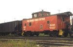 SCL/L&N Family Lines caboose