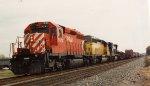 CP Rail 5672