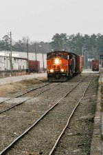Beginning move out of old air depot