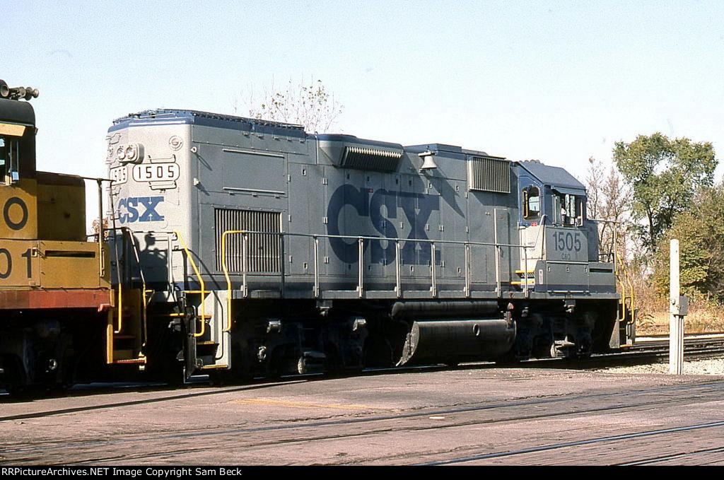 CSX 1505--GP15T
