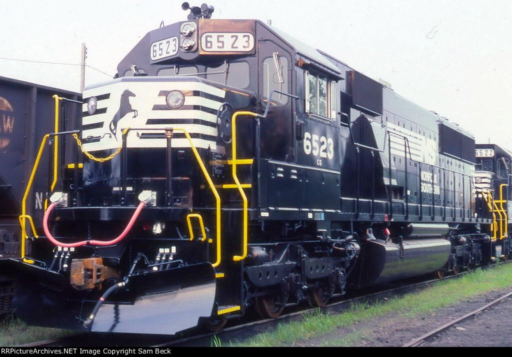 NS 6523--New SD50