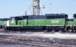 BN 9298--New SD60M