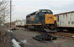 CSX 4415 in Browns Yard