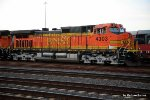 Roster shot of BNSF 4303
