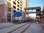 Amtrak #163 Leading The Silver Star Through Orlando