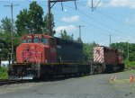 NHIR/Pennsylvania Northeastern SD40s